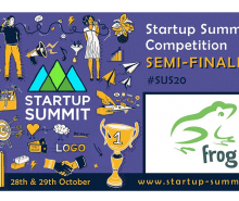 Frog Systems named as semi finalist in Startup Summit competition